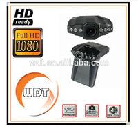 2.5 inch 6 IR LED 270 Degree Screen Rotated Omega HD Car Dvr