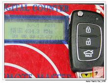 original für hyundai i30 taste 3 tasten i20 smartcard 433 mhz ak020029