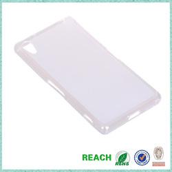 mobile phone tpu case for sony xperia z2 matte tpu case