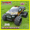 1:5 scale rc model car ,4WD gas powered monster truck