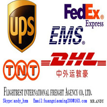 DHL UPS TNT EMS international alibaba express courier from China to Ireland Skype : andy_hxm