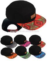 Cheap Fresh Aztec Summer 5 Panel Snapback Biker Cycle Cap Hat Hats Adjustable