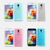 Ultra Thin Slim Crystal Clear Soft TPU Cover Case for Samsung Galaxy S5
