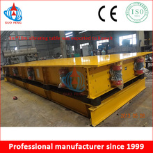 high quality carbon steel concrete vibration shaker table hot sales at home and abroad