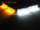 4X6 LED Fire Flashing Blinking Strobe Recovery Emergency Grill Car Lights Beacon Kit