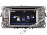 WITSON FORD FOCUS 2008-2010/MONDEO 2007-2011 AUDIO WITH A8 CHIPSET DUAL CORE 1080P V-20 DISC WIFI 3G INTERNET