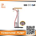 bike tyre pump with pressure gauge