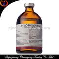 Alta calidad tylosin + doxycycline inyección para veterinaria