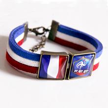 2014 Brazil World Cup customized team bracelet