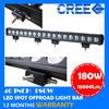 dirtbike led light bars led light bar 180w ip67 cree led light bar offroad