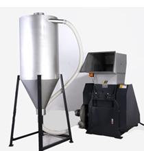 China new product waste plastic film crusher machine (BM-400x280)