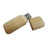 novelty product custom logo engraving bulk wood usb flash drive made in china