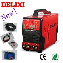 DELIXI WSM-200ID Digital pulse tig mma welding machine 250 amp
