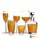 Samyo Glassware Manufacturers Custom Handmade Glass imprinted wine glass