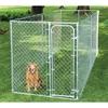 Outdoor Large Metal Chink Link Welded Mesh Dog Kennel