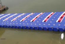dock,floating dock ,motorboat floating dock