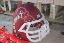 2014 New Inflatable Helmet for Football Team