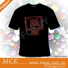 i love to play basketball rhinestone transfer