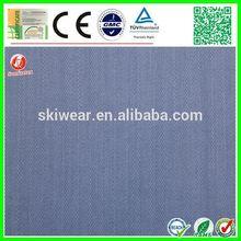 new develop elastic stretch cotton twill fabric