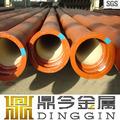 tubo de ferro fundido de diâmetro