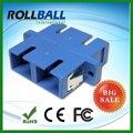 preços competitivos pc apc fibra óptica adaptador sc