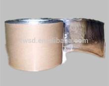 Aluminum foil roof self-adhesive membrane