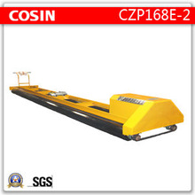 Cosin CZP168E-2 canal lining equipment, mini concrete paver, concrete roller pave, mini asphalt paver