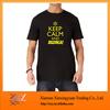 Comfortable Printing Slim Fit 100% Hemp T-shirts