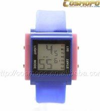 2014 Mens Sport Watch Dive Week Alarm Digital LCD Quartz Men's Military Wristwatch Waterproof relogio Relojes agua