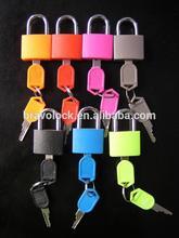 color lock brass