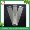 2014 new custom high quality promotional clear plastic bag