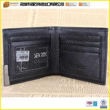 Beautiful Leather Aluma Wallet Card Holder