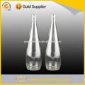 vidrio de botella de agua potable al por mayor de vidrio botellas de venta caliente