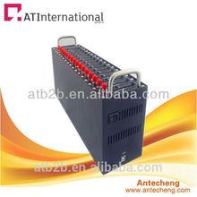 Dual Band Q2403 wavecom 16 port usb Can change IMEI Support linux /windows SIM CARD bulk sms modem pool