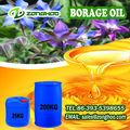 100% fresco de borraja aceite de cocina aceite vegetal
