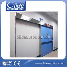 High quality hospital automatic hermetic sealing door mechanism