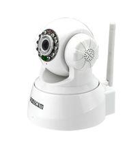 Wanscam JW0008 P2P CMOS IR two way Audio Pan/Tilt Wireless Wifi Indoor camera IP