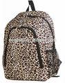 scuola palestra allietare caramelle finiture colore leopardo sexy moda escursioni borsa zaino stampa