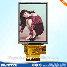 "2.4"" plasma display screen 240X320 OEM and ODM"