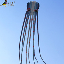 the big colorful octopus power kite