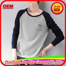 long sleeve tees for woman,blank long sleeve tees,women t shirt wholesale