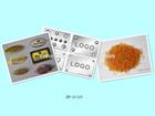 Animal adhesive glue for metal nameplate making