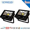 Promotion Sales SAA high lumen led outdoor flood light 50w 100w 150w with 3-5 years warranty