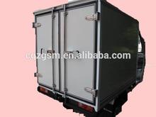 closed cargo box three wheel motorcycle/cargo tricycle/three wheeler