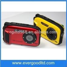 "DC-B188 Camera waterproof digital video camera 2.7"" TFT screen 5mp underwater 9 mega 8x zoom digital camera"