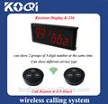 نظام لاسلكي الدعوة الزر k-- 236+d3-- أسود مزود الاتصالات
