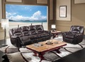 Guangzhou móveis couro sofádesala/sofá reclinável