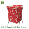 Cheap foldable oxford laundry box for storage wholesale