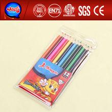 2014 hot selling good cheap pencil 12pcs colored pencils set