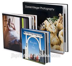 hot beautiful photo album printing for photographer